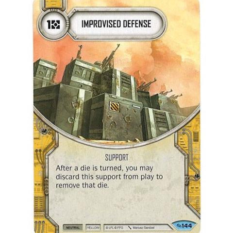 Improvised Defense