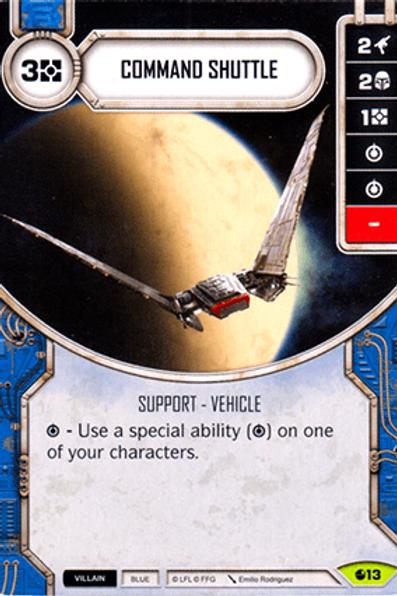 Command Shuttle