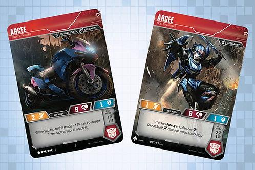 Arcee - Skilled Fighter
