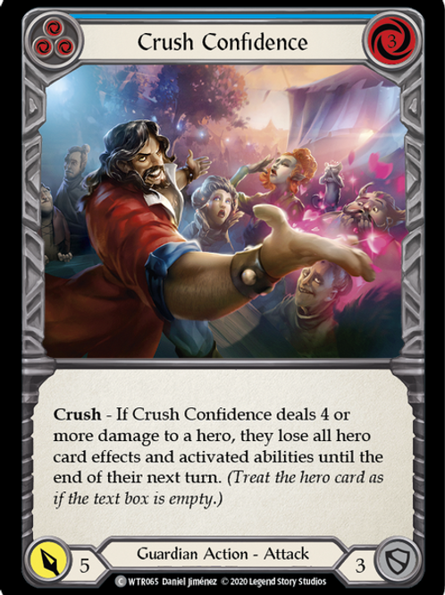 Crush Confidence (Blue) WTR Unlimited