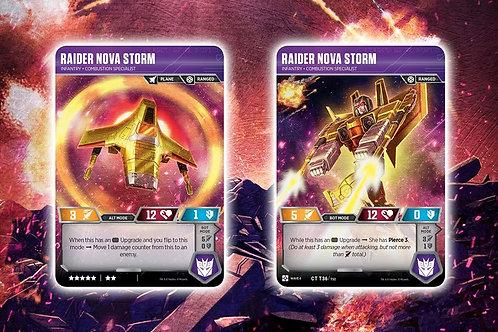 Raider Nova Storm