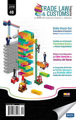 revista comercio exterior y aduanas TLC Magazine México edición 14