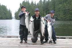 Phil-boys-on-dock-with-fish-II
