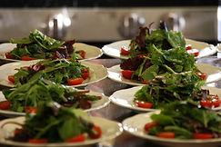 Legacy Lodge salads