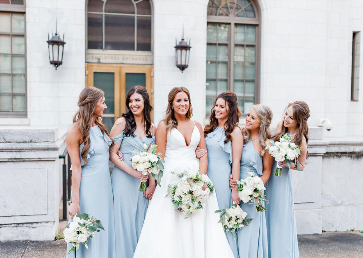 Bridesmaid Dress Appointment