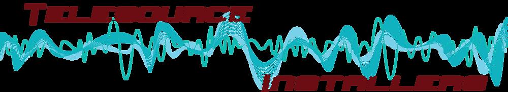 Telesource Installers Logo wave brighter maroon.png