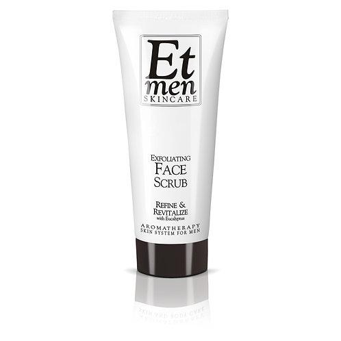 Mens Skin Care Face Scrub 100ml