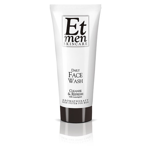 Mens Skin Care Face Wash 100ml