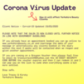 Copy of Client Notice - updates to Corvi