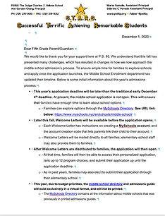 PS85Q Fifth Grade letter Page 1.jpg