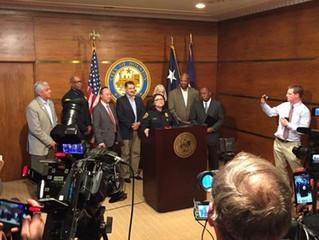 Una ecuatoriana se convertirá en la primera jefa interina del Departamento de la Policía Houston