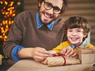 Los padres seguros tienen hijos más felices