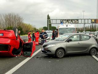 ¿Cómo proceder tras un accidente de tráfico?
