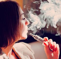 Mujer y cigarrillo: nuevos estudios.