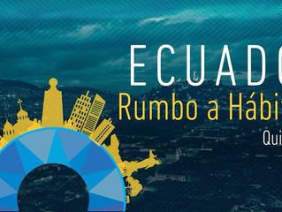 HABITAT III: un evento mundial de gran impacto para Ecuador