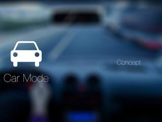 """""""Modo coche"""", la alternativa al uso del móvil en el vehículo"""