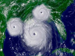 ¿Cómo se elige el nombre de los huracanes?
