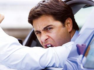 Los efectos de conducir bajo estrés