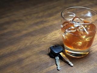 Reacciones físicas y psicológicas al conducir con alcohol
