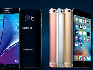 Con el modelo de teléfono S7, Samsung se parece cada vez más a Apple