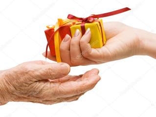 ¿Cuáles son los poderes psicológicos del regalo?