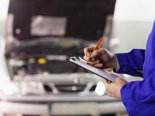 El mantenimiento del vehículo reduce los daños en accidentes de tráfico