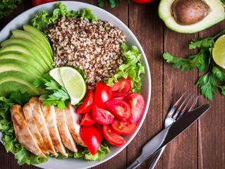 Del desayuno a la cena: cinco consejos para mejorar su alimentación
