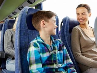 Autobuses: Responsabilidad del conductor y de los pasajeros