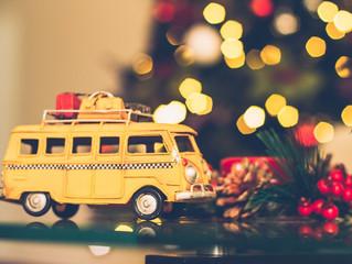 La Navidad en carretera