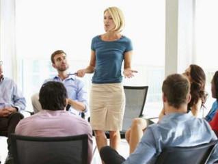 ¿Cómo ocultar los nervios cuando habla en público?