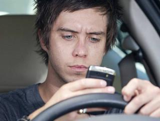 El comportamiento de los jóvenes en la conducción