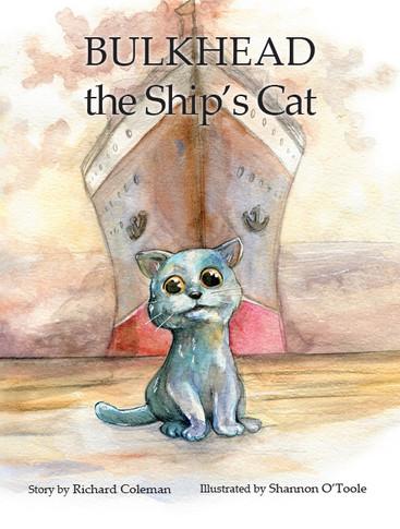 Bulkhead the Ship's Cat