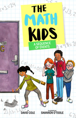 Cover for The Math Kids 2: An Unusual Pattern