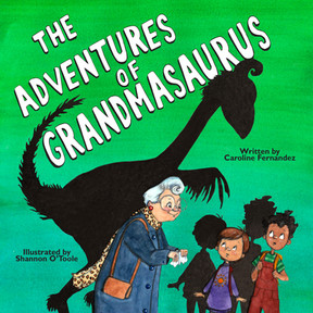 Cover for The Adventures of Grandmasaurus