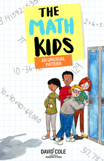 Cover for the Math Kids 3: An Unusual Pattern