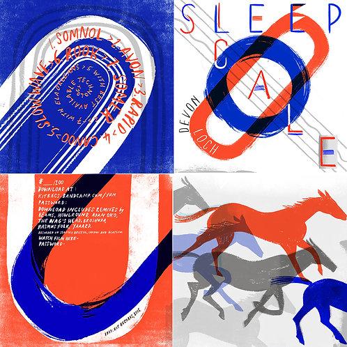Devon Loch - Sleep Scale LP