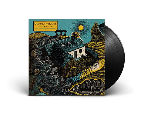 Michael Tanner - Suite for Psaltery and Dulcimer LP