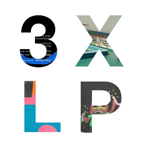 3 LP bundle