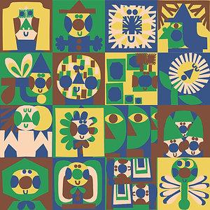 Cosmic Neighbourhood - Collages II LP