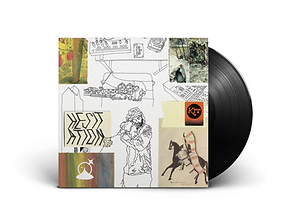 "HESITATION ""Triple Bluff"" vinyl + boardgame"