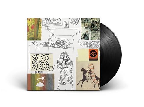 "HESITATION ""Triple Bluff"" vinyl + boardgame"