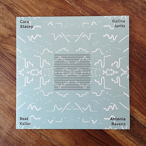 "Stacey Juritz Ravens Keller ""Like the Grass"" LP"
