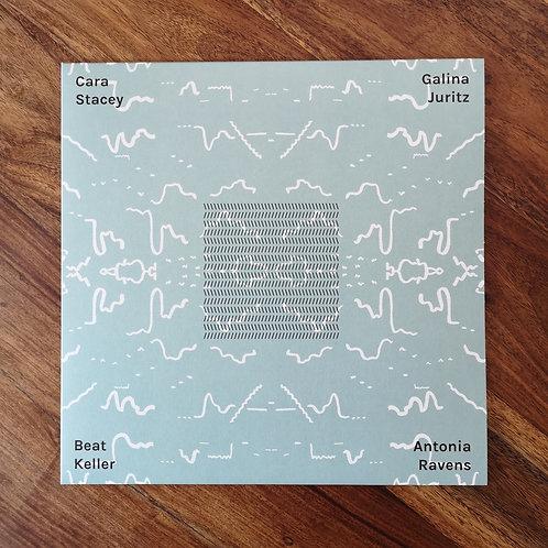 "Stacey Juritz Ravens Keller ""Like the Grass"" LP"
