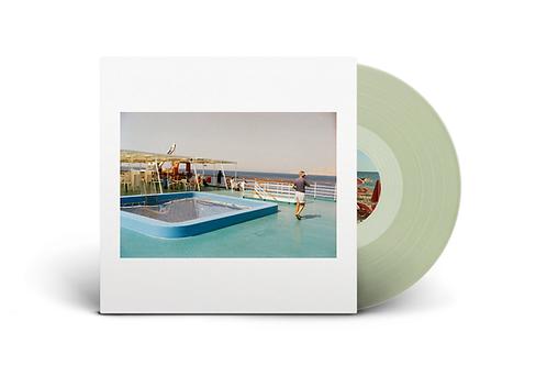 """Roméo Poirier """"Plage Arrière"""" on sea foam green vinyl"""