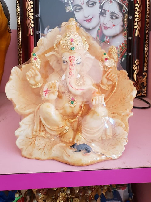 19CM Lord Patta Ganesh/ Ganpati