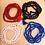Thumbnail: Genuine Natural Agate/Hakik Stone Beads Healing Mala/Necklace !📿