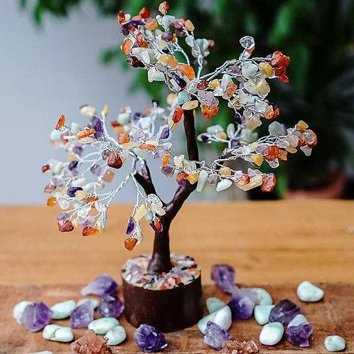 Mixed Crystals Tree - Large