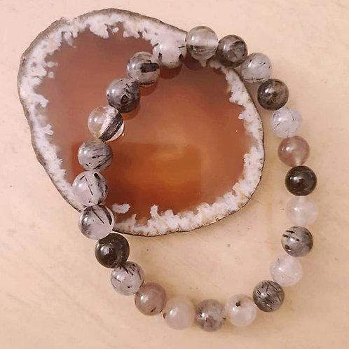 Tourmalinated bracelet