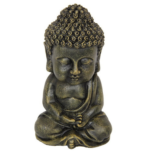 Exquisite 23CM CUTE GARDEN BUDDHA!