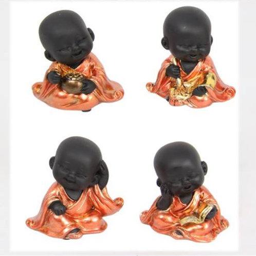 Cute Buddha Set